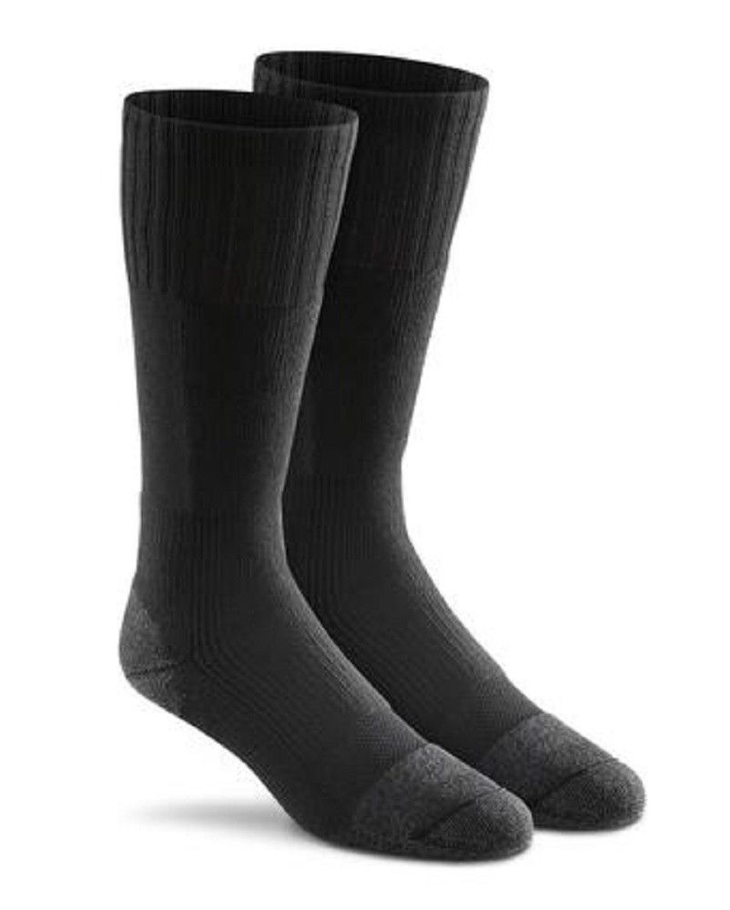 Fox River Men's Wick Dry Maximum Mid Calf Military Sock, 3 PAIR-SAND
