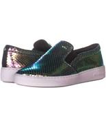MICHAEL Michael Kors MK Signature Keaton Slip On Sneakers 040, Iridescen... - $56.63
