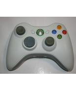 XBOX 360 - Official OEM Wireless Controller (White) - $30.00