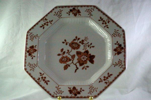 Nikko 1994 Bittersweet Dinner Plate  #511 Slight Crazing