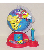 "Vtech ""FLY & LEARN"" Interactive Educational World Globe - $9.99"