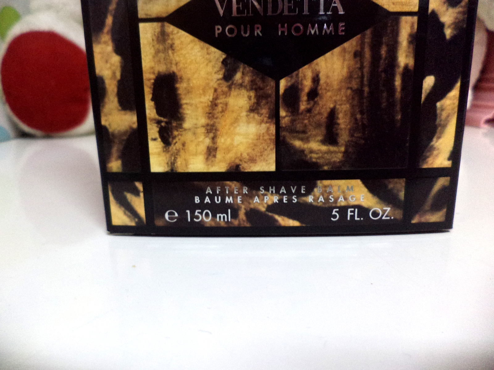 VALENTINO VENDETTA After Shave Balm 150 ML For Men New In Box