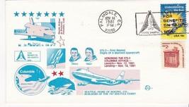 STS-2 COLUMBIA LANDING PALMDALE, CA NOVEMBER 14 1981 - $1.78