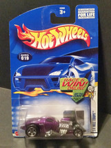2003 Hot Wheels #19 First Editions 7/42 - 1/4 Mile Coupe - 56360 - $1.90