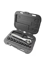 Craftsman 11 Piece 6 Point Standard 1/4 Inch Socket Wrench Set 9-34860 W... - $37.44 CAD