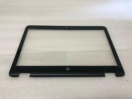 HP 6070B0882401 Laptop Touch Screen Digitizer Bezel For EliteBook 840 G3 - $28.71
