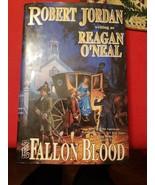 The Fallon Ser.: The Fallon Blood by Reagan O'Neal (1995, Hardcover) - $39.99