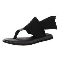 Women's Sandals | Yoga Sling 2 | Color Black - $56.03