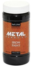 Modern Masters ME208-16 Reactive Metallic Iron, 16-Ounce - $36.29