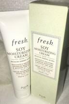Fresh Soy moisturizing Cream 1.7 Oz *NO SPF* New In Box - $32.64