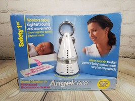 Safety1st Angelcare Sound Monitor and Movement Reassurance System NIB - $79.19