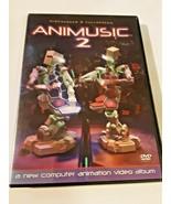 Animusic 2 - A New Computer Animation Video Album (DVD, 2005) - $12.86