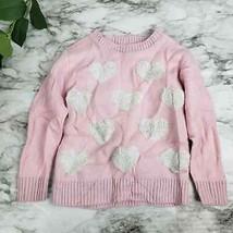 Self Esteem 2T Pink Sparkle Sweater - $5.00