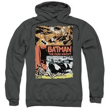 Batman - Old Movie Poster Adult Pull Over Hoodie Officially Licensed Apparel - $36.99+