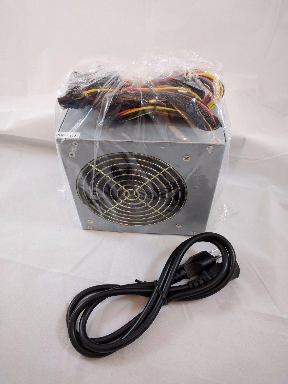 Coolmax 500W Desktop Power Supply Model V-500