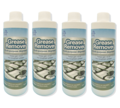 NEW!! 4 Bottles Smart Home Grease Remover Multi-purpose Degreaser 8 oz.Each - $15.00