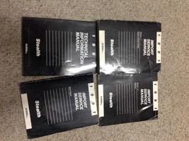 1991 DODGE STEALTH Service Repair Shop Workshop Manual Set W Body + Tech Books - $227.65
