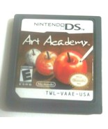 Art Academy  Nintendo DS, 2010 Game Only No Case - $7.89