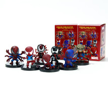 The Avengers Spider man Spiderman 7 style/ Set Figure Collection Toy - $34.75
