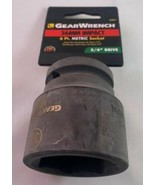 "GEARWRENCH 84847 3/4"" Drive 36mm Standard Impact Metric Socket 6 Point  - $7.43"