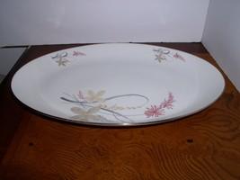 "Royal Tettau ROT68: 14"" Oval Serving Platter - $46.95"