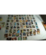 1979 Superman Trading Card Set Full Set 74 Cards Allens & Regina New Zea... - $120.94