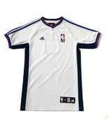 VINTAGE Adidas Vneck T shirt Size S Blank Number Short Sleeve Jersey Off... - $29.02