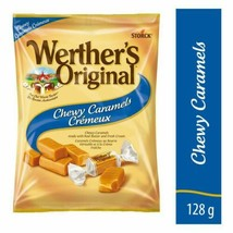 Werther's Original Chewy Caramel Candy 128g NEW - $8.54