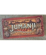 Vintage JUMANJI Board Game Milton Bradley 1995 100% Complete Game **Rare - $18.46