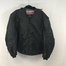 Cortech TourMaster Accelerator Series 2 Mens Motorcycle Jacket Black Zip... - $64.35