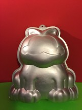 Vintage 1978 Wilton Garfield The Cat Aluminum Cake Pan Collectible Gift - $8.60