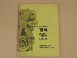 Caterpillar 3204 Engine Parts Book Manual 45 and 50 similar