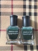 Deborah Lippmann Nail Lacquer Gel Polish - If I Ruled The World - Lot of... - $12.17