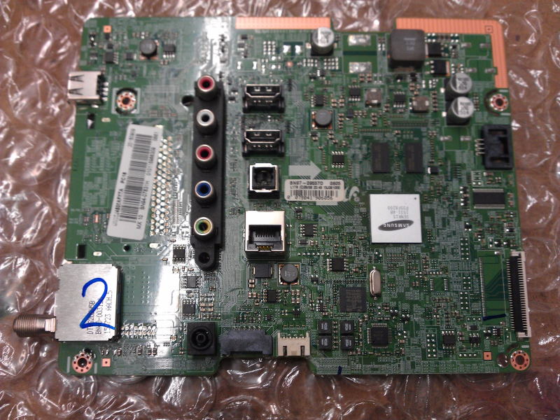 BN94-07831H Main Board From Samsung UN32J4500AFXZA (version QS01) LCD TV