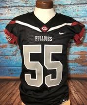 Nike Men's Georgia Bulldogs Large Football Jersey L New NWT Stitched NCA... - €44,00 EUR