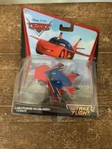 2011 Disney Pixar Cars Lightning McQueen Hawk Take Flight Diecast Mattel - $19.25