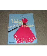 How to Draw Vintage Fashion Top Designers on Key Looks softcov by Joicey... - $11.99