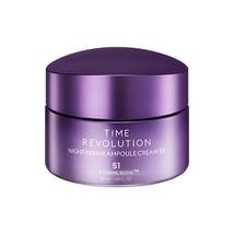[MISSHA]Time Revolution Night Repair Ampoule Cream 5X - 50ml Korea Cosmetic - $47.44