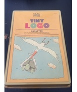 TI 99/4A Tiny LOGO cassette software BASIC complete tested language chil... - $19.99