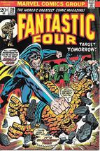 Fantastic Four Comic Book #139, Marvel Comics 1973 VERY FINE/NEAR MINT - $39.56