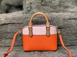 Tory Burch Robinson Color Block Top Handle Mini Bag image 3