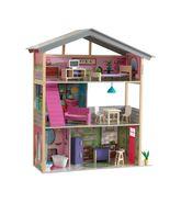 KidKraft Hadley Dollhouse with Accessories  - $189.99