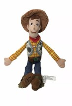 """Disney Store Toy Story Sheriff Woody Cowboy Plush 11"""" Toy Doll Andy's Friend - $19.26"""
