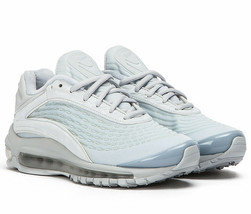Nike W Air Max Deluxe Pure Platinum Trainers Sneakers Shoes AT8692-002 - $168.13