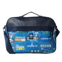 Adidas Originals Graphic Shoebox Airliner Shoulder Messenger Bag -- AJ9352 - $51.23