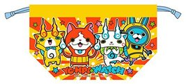 [Youkai-watch] DrawString lunch bag made in Japan - $16.93