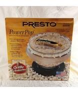 Presto Power Pop 04830 Microwave Popcorn Popper - $15.00