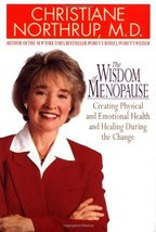 An item in the Books category: The Wisdom of Menopause - Christiane Northrup, M.D. - Hardcover - Like New