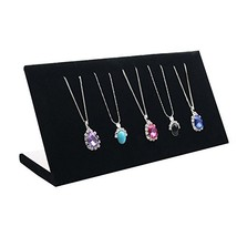 George Jimmy Exquisite Necklaces Display Stand Bracelets Jewelry Tray Flannel Di - $34.71