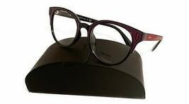 Prada Women's Pink Black Glasses with case VPR 08U SSA-1O1 52mm - $185.99